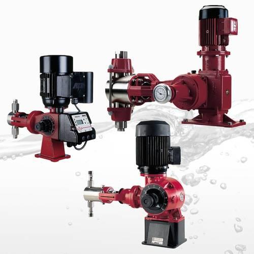 Chlorination And Dosing Pumps Aa Group